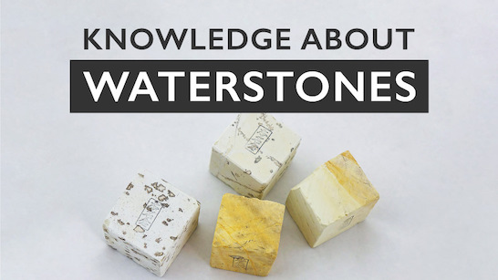 knowledge about waterstones