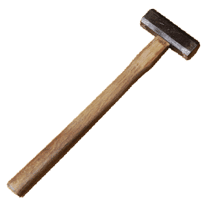 The photo of hammers